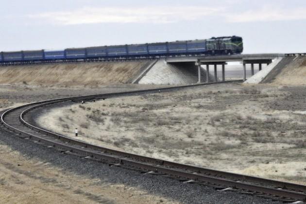 Запущены поезда по переходу Алтынколь – Хоргос