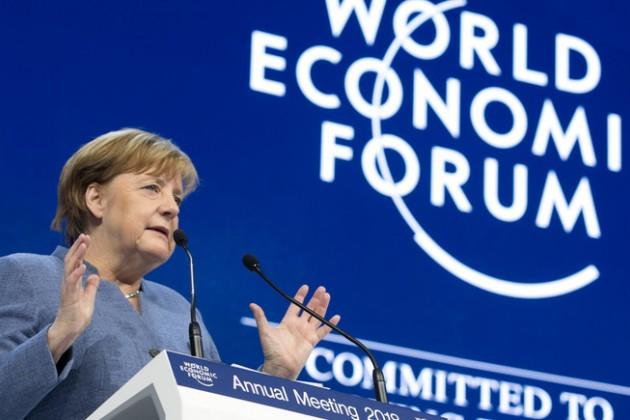 Ангела Меркель упрекнула страныЕС заразногласия вовнешней политике