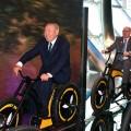Президент посетил национальный павильон Княжества Монако