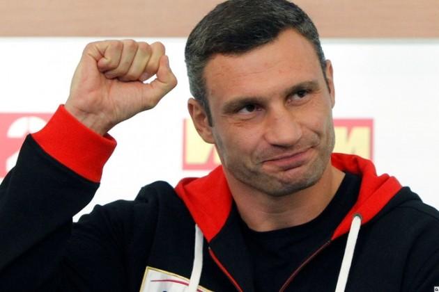 На раздумье Виталию Кличко дали три недели