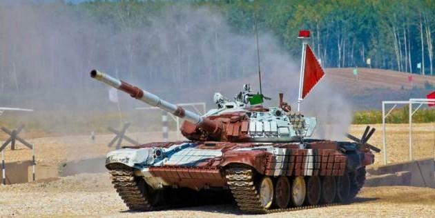 Танкисты Казахстана выступят в биатлоне на красных танках