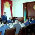 В Кызылорде новый заместитель акима
