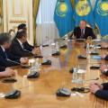 Нурсултан Назарбаев рассказал оповестке саммита ШОС