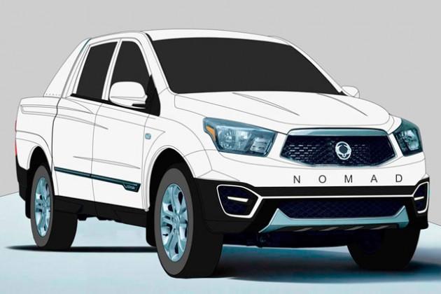 Казахстанский внедорожник Nomad можно продавать в России