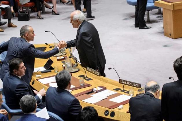 Казахстан призвал Израиль иПалестину возобновить переговоры