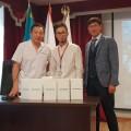 Samsung подарил планшеты казахстанским больницам
