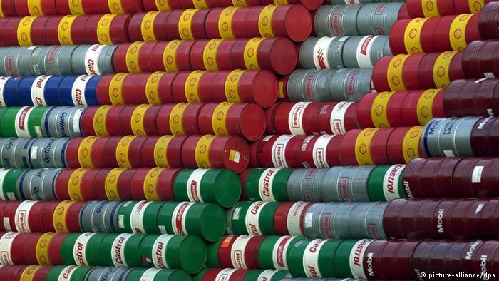Цена барреля нефти Brent превысила $69
