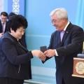 Ерлан Идрисов поздравил казахстанских дипломатов