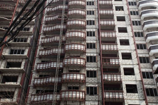 Доступное жилье строят слишком медленно
