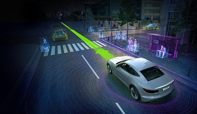 Toyota иNvidia объединились для создания автопилота