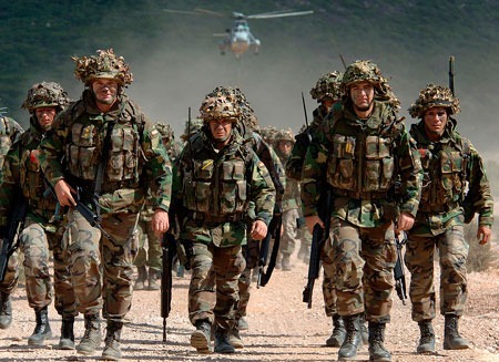 Войска НАТО уйдут из Афганистана через Казахстан