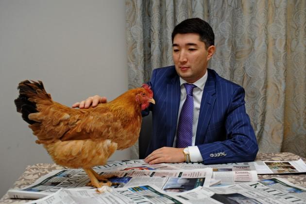 Как специалист поценным бумагам построил птицефабрику