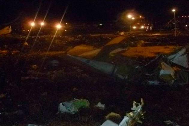 Обнаружены черные ящики разбившегося Boeing 737