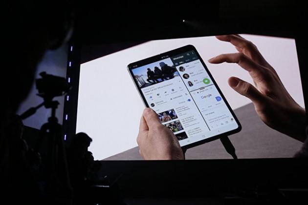 Samsung отложил выпуск новых складных Galaxy Fold