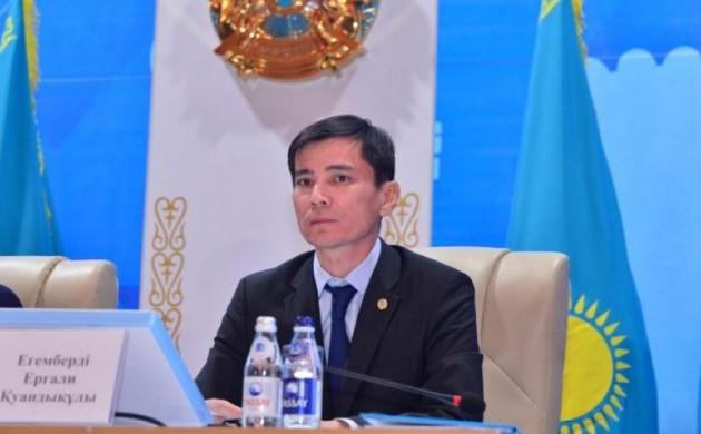 Назначен аким столичного района Сарыарка