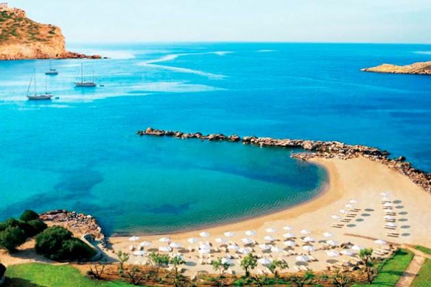 Греция выставила на продажу 110 пляжей