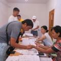 В Арысе начали выдавать карточки для получения материальной помощи